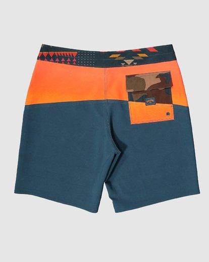 1 Fifty50 Pro Boardshorts Orange 9503419 Billabong