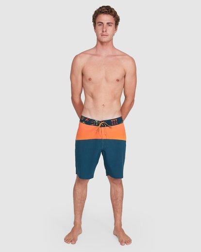 6 Fifty50 Pro Boardshorts Orange 9503419 Billabong