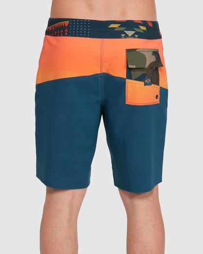 4 Fifty50 Pro Boardshorts Orange 9503419 Billabong