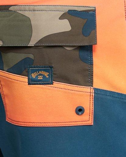 5 Fifty50 Pro Boardshorts Orange 9503419 Billabong
