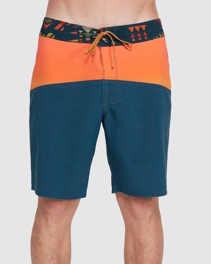 2 Fifty50 Pro Boardshorts Orange 9503419 Billabong
