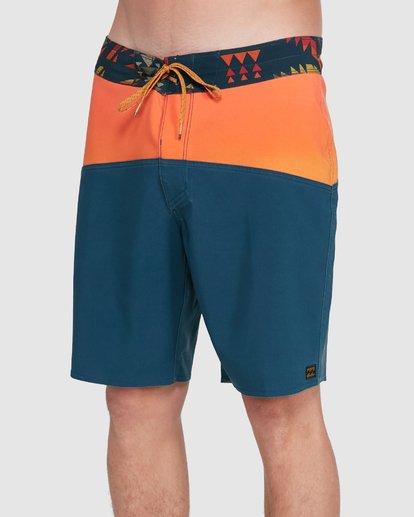 3 Fifty50 Pro Boardshorts Orange 9503419 Billabong