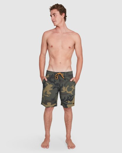 6 All Day LT Boardshorts Camo 9503423 Billabong