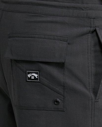 5 All Day LT Boardshorts Black 9503423 Billabong