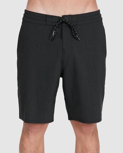 2 All Day LT Boardshorts Black 9503423 Billabong