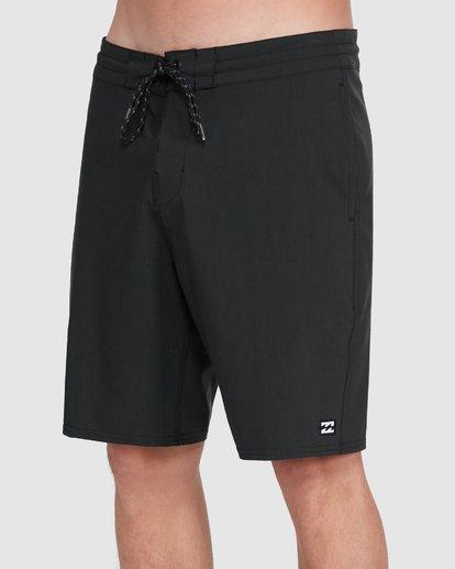 3 All Day LT Boardshorts Black 9503423 Billabong