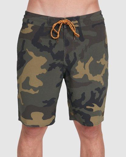 2 All Day LT Boardshorts Camo 9503423 Billabong