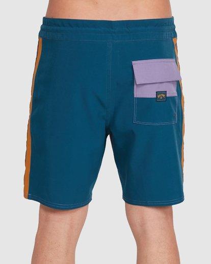 4 Dbah LT Boardshorts Purple 9503424 Billabong