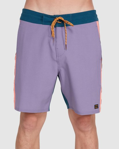 2 Dbah LT Boardshorts Purple 9503424 Billabong