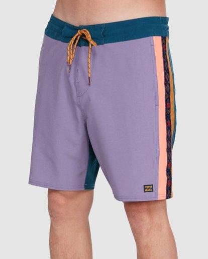 3 Dbah LT Boardshorts Purple 9503424 Billabong