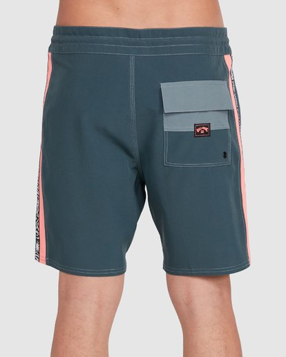 4 Dbah LT Boardshorts Grey 9503424 Billabong