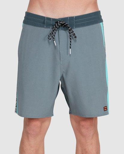 2 Dbah LT Boardshorts Grey 9503424 Billabong