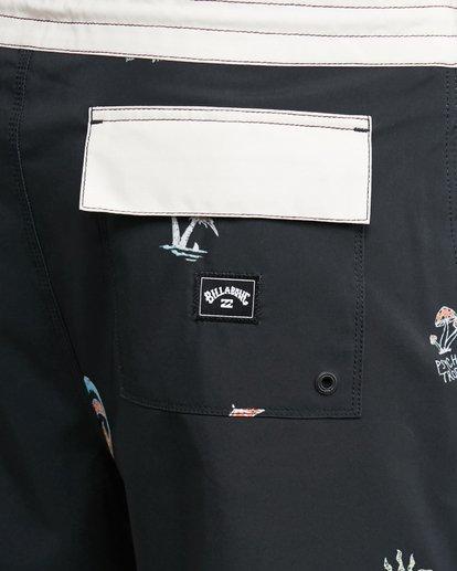 5 Sundays Mini LT Boardshorts Black 9503425 Billabong