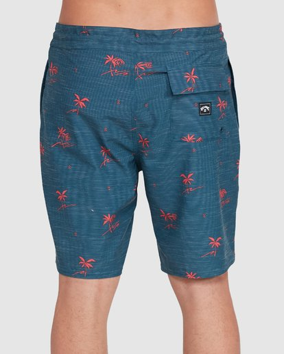 4 Sundays Mini LT Boardshorts Blue 9503425 Billabong