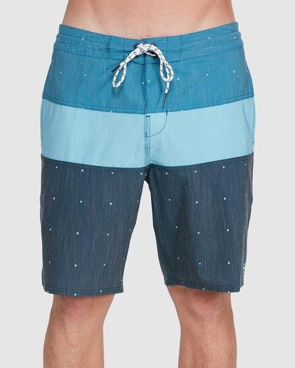 2 Tribong LT Boardshorts Blue 9503426 Billabong