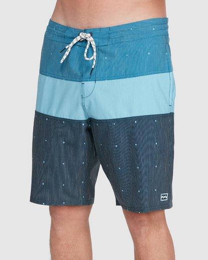 3 Tribong LT Boardshorts Blue 9503426 Billabong