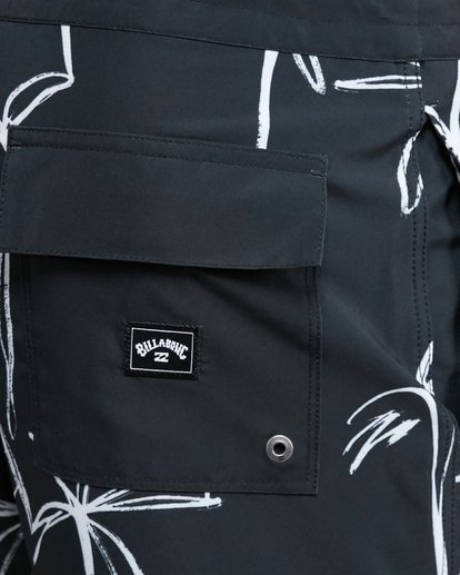 6 Sundays Split LT Boardshorts Black 9503427 Billabong