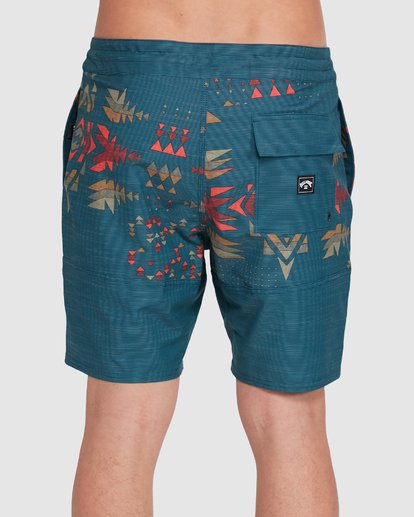 4 Sundays Split LT Boardshorts Blue 9503427 Billabong