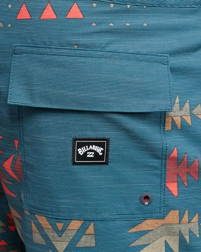 5 Sundays Split LT Boardshorts Blue 9503427 Billabong