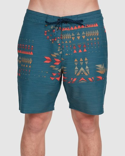 2 Sundays Split LT Boardshorts Blue 9503427 Billabong