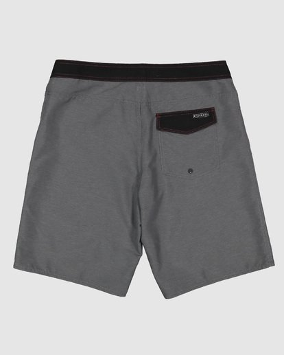 1 Shadow Cut Original Boardshorts Grey 9503428 Billabong