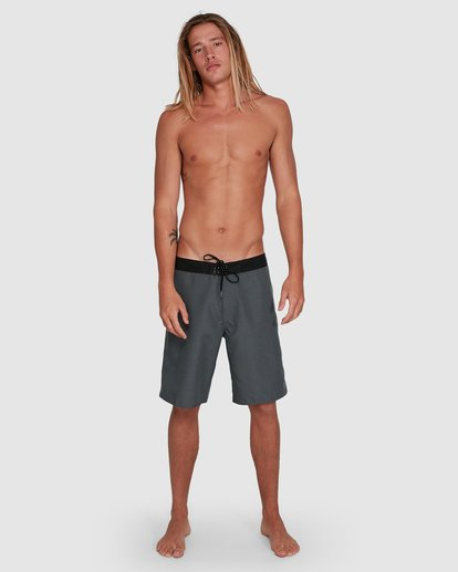 13 Shadow Cut Original Boardshorts Grey 9503428 Billabong