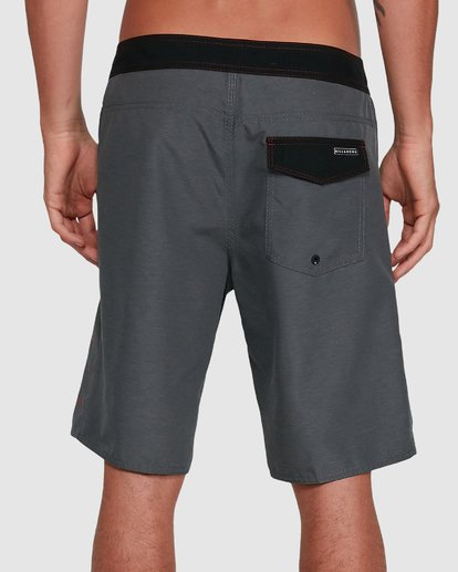 7 Shadow Cut Original Boardshorts Grey 9503428 Billabong