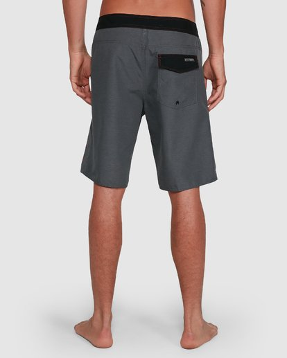 10 Shadow Cut Original Boardshorts Grey 9503428 Billabong