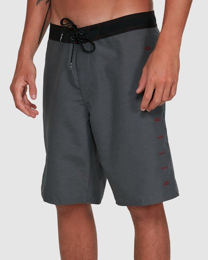6 Shadow Cut Original Boardshorts Grey 9503428 Billabong