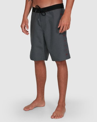 9 Shadow Cut Original Boardshorts Grey 9503428 Billabong
