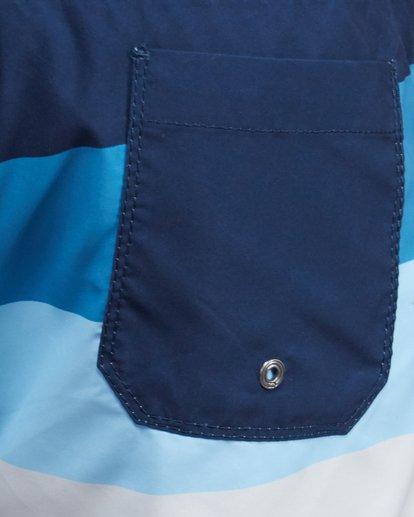 12 Momentum Layback Boardshorts Blue 9503432 Billabong