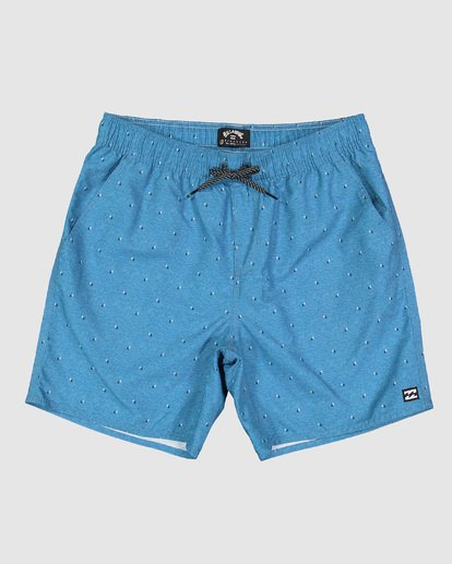 0 All Day Mini Mark Layback Boardshorts Blue 9503433 Billabong
