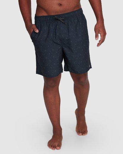 11 All Day Mini Mark Layback Boardshorts Black 9503433 Billabong