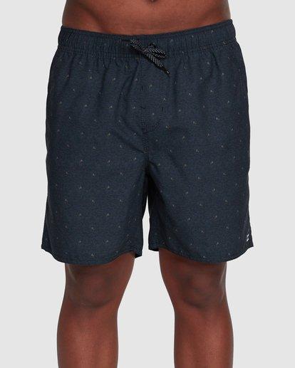 2 All Day Mini Mark Layback Boardshorts Black 9503433 Billabong