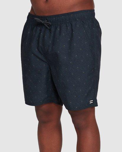 3 All Day Mini Mark Layback Boardshorts Black 9503433 Billabong