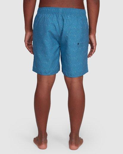 10 All Day Mini Mark Layback Boardshorts Blue 9503433 Billabong