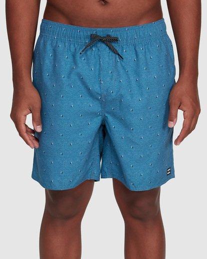 5 All Day Mini Mark Layback Boardshorts Blue 9503433 Billabong