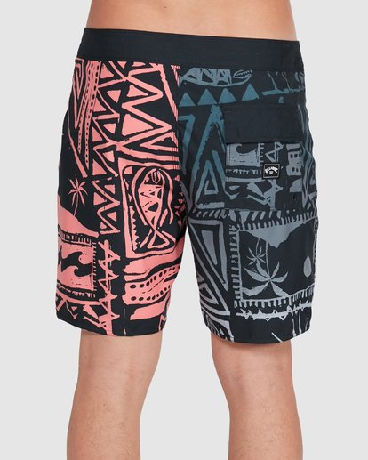 4 Sundays Interchange OG Boardshorts Black 9503434 Billabong