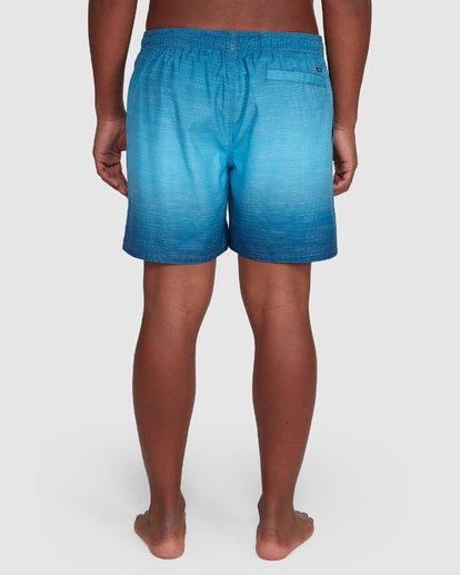 10 Sergio Layback Boardshorts Blue 9503437 Billabong