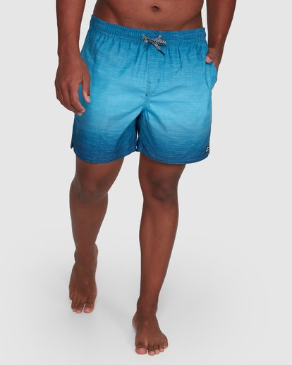 11 Sergio Layback Boardshorts Blue 9503437 Billabong