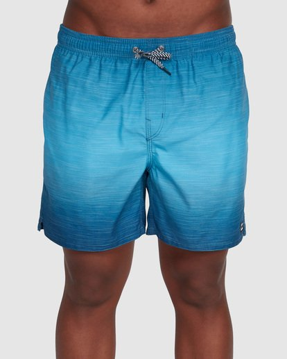 2 Sergio Layback Boardshorts Blue 9503437 Billabong