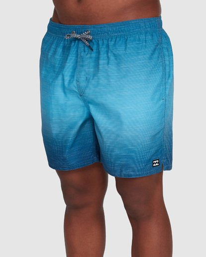 3 Sergio Layback Boardshorts Blue 9503437 Billabong