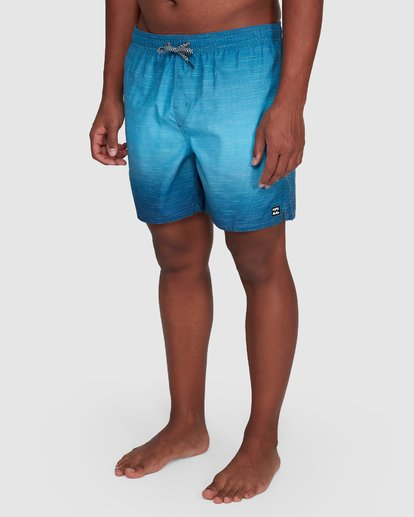 9 Sergio Layback Boardshorts Blue 9503437 Billabong