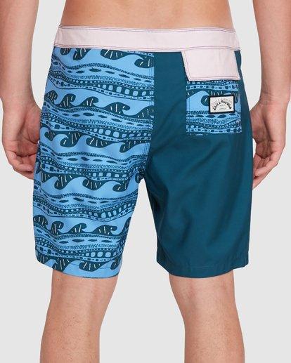 4 Halftrack OG Boardshorts Blue 9503439 Billabong