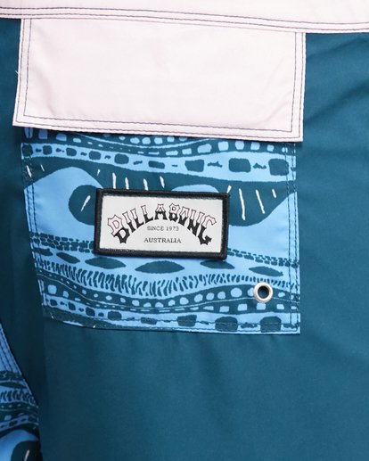 12 Halftrack OG Boardshorts Blue 9503439 Billabong