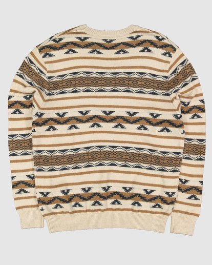 6 Alamo Sweater Crew Sweater Beige 9503611 Billabong