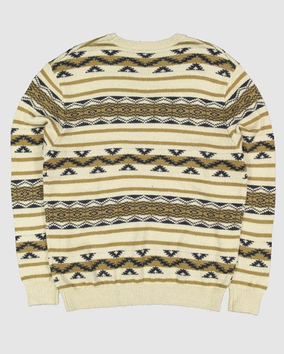 8 Alamo Sweater Crew Sweater Beige 9503611 Billabong