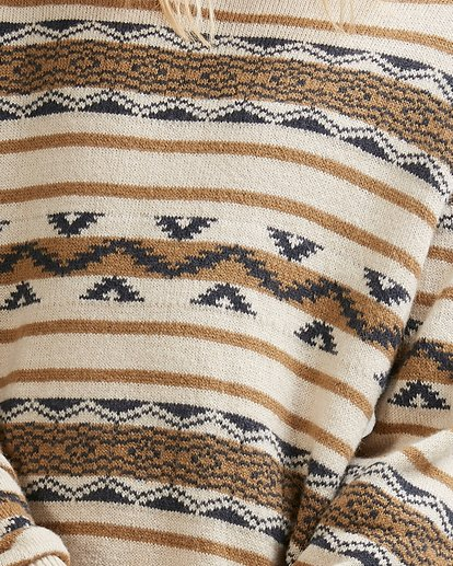 4 Alamo Sweater Crew Sweater Beige 9503611 Billabong