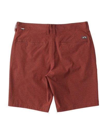 1 Crossfire Mid Shorts Red 9503703 Billabong