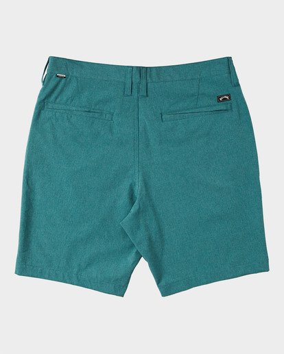 1 Crossfire Mid Shorts Green 9503703 Billabong